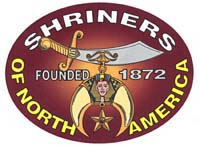 The Flat Moon Over the Flat Earth ShrinerLogo